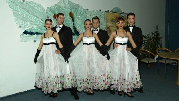 Galéria z plesu fotbalistov