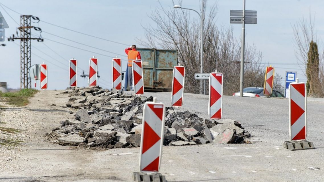 4.2.2019: Rozkopávky a uzávierky na území hlavného mesta Bratislavy