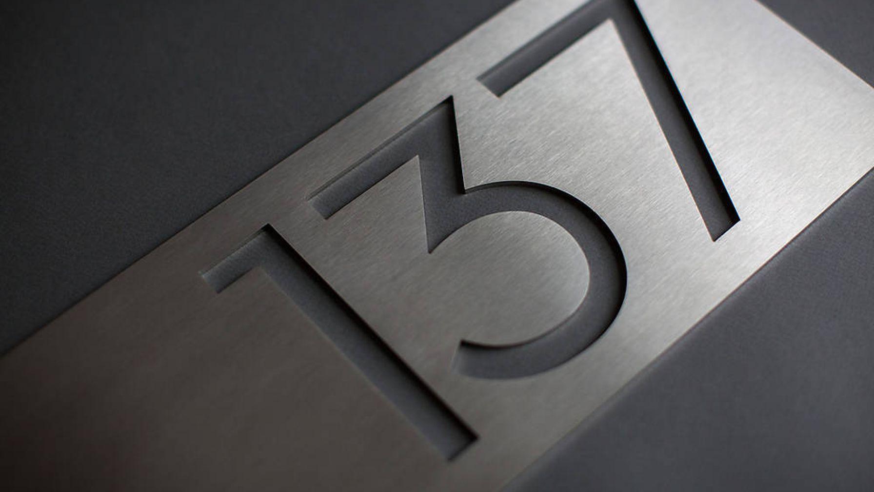 Vydávanie orientačných čísel na budovy
