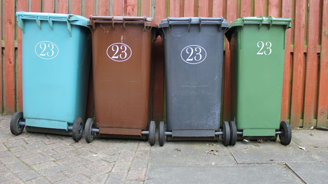 Odpady - OZNAM