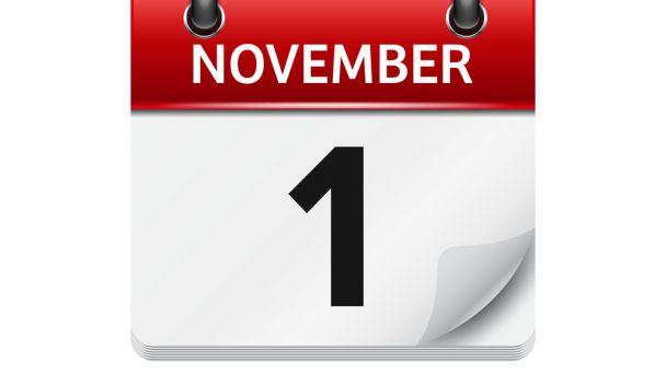 Vývozy odpadu 1. novembra 2021