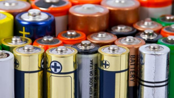 Zber, separácia a recyklácia použitých batérií a akumulátorov