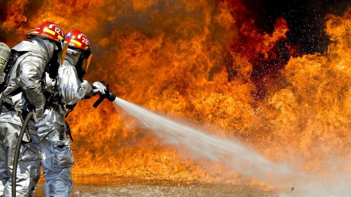 Ochrana lesov pred požiarmi