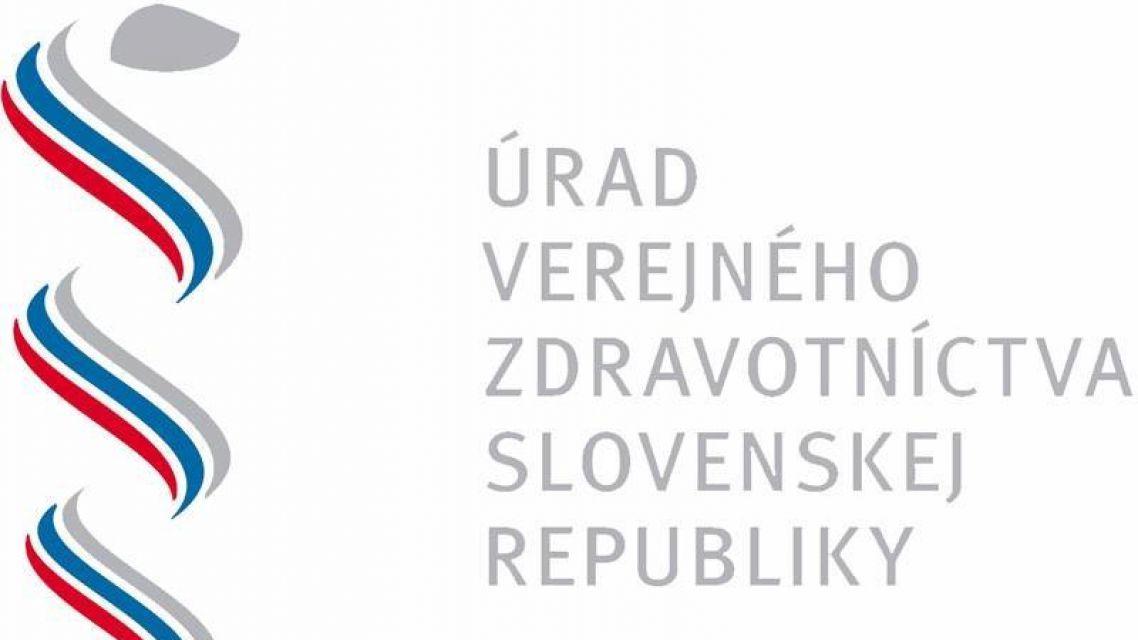 Aktuálne vyhlášky Úradu verejného zdravotníctva zo dňa 10. 6. 2021