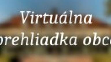 Virtuálna prehliadka obce